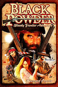 Black Powder TPB Cover