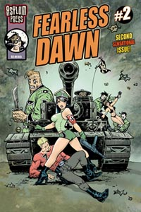 Fearless Dawn 2 Cover