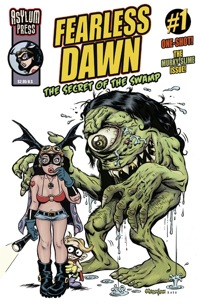 Fearless Dawn 1 Cover