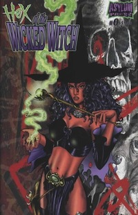 Hex Of the Wicked Witch 0a Cover