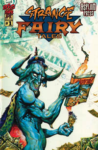 Strange Fairy Tales 1 cover