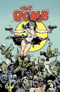 The Bomb Cover