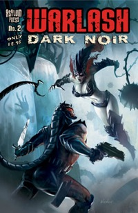 Warlash Dark Noir 2 Cover